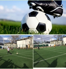 Турнир по футболу.