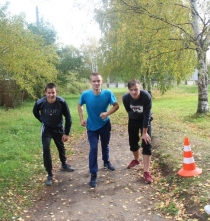Районные соревнования по троеборью   «Готов к труду и обороне».