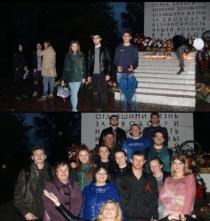 Молодежное шествие «Огни Победы».