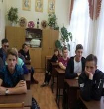 13 сентября 20017 года в ГБП ОУ «Калязинский колледж им.Н.М.Полежаева» прошли тематические классные часы