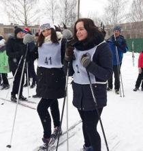 Районные соревнования по биатлону среди школьников и учащихся ССУЗов, посвященных Дню защитника отечества