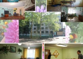 Благоустроенное общежитие на 180 мест.